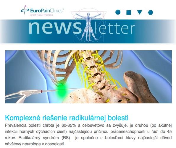 newslwtter sk